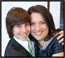 Jewish Son and Mother